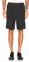 Kolor Croc Print Shorts