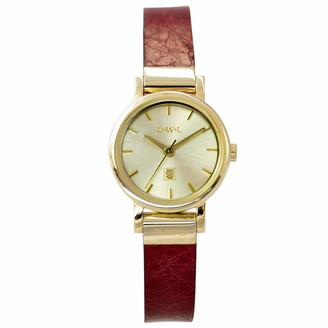 OWL Women's Analogue Japanese Quartz Watch with Stainless Steel Strap A6SGR