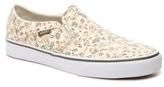Vans Asher Vintage Slip-On Sneaker - Womens