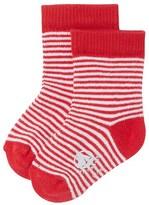 Petit Bateau Babies milleraies striped jersey socks