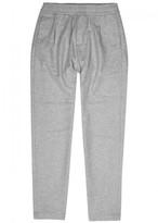 Soulland Pino Grey Felt Jogging Trousers