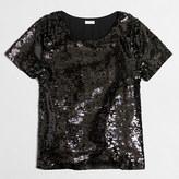 J.Crew Factory Sequin T-shirt