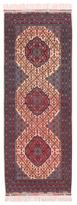 Ecarpetgallery Finest Rizbaft Hand-Knotted Wool Tribal Runner
