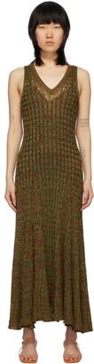Missoni Multicolor Viscose Sleeveless Dress