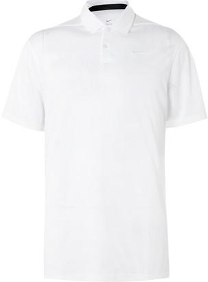 Nike Dri-Fit Vapor Perforated Jersey Golf Polo Shirt