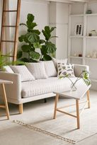 Urban Outfitters Yvette Quilted Sofa