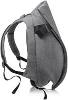 Côte&Ciel Isar Black Melange Eco Yarn Medium Backpack