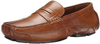 Rockport Men's Luxury Cruise Penny Tan Loafer 9 M (D)-
