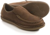 Merrell Bask Moc Shoes - Leather, Slip-Ons (For Men)