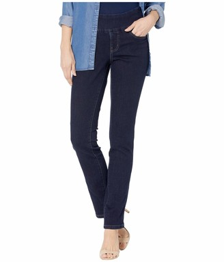 Jag Jeans Women's Peri Pull On Straight Leg Jean