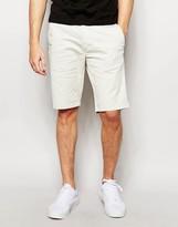 Sisley Five Pocket Shorts In Slim Fit