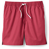 Lands' End Men's Deck Shorts-Mojave Rose