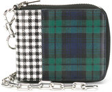 Alexander Wang multi print wallet - men - Calf Leather - One Size