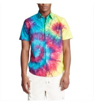 Polo Ralph Lauren Men's Classic Fit Tie-Dye Shirt