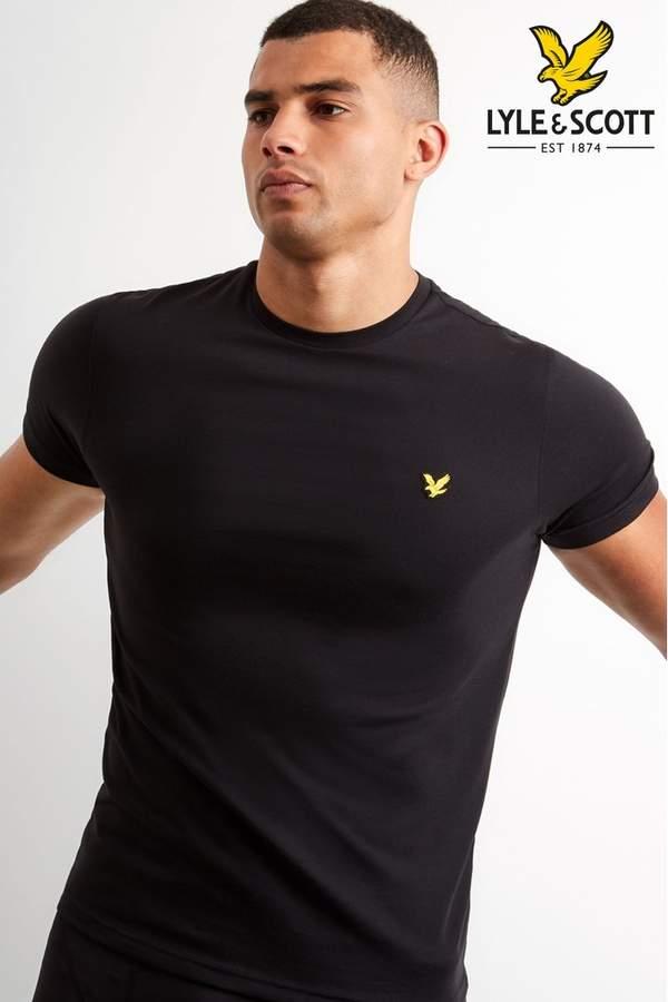 Lyle & Scott Mens Sport Core T-Shirt - Black