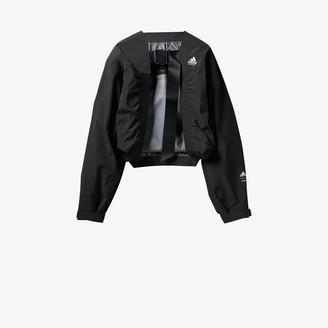 adidas X HYKE bolero jacket