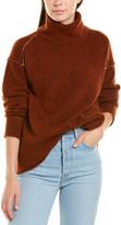 Brochu Walker Wool & Yak-Blend Sweater