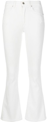Dondup Low-Waist Flared Trousers