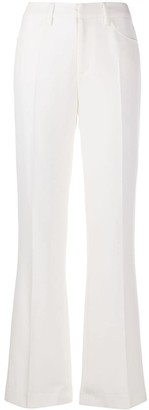 Zadig & Voltaire Pistol flared leg trousers