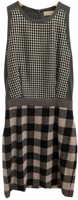 Richard Nicoll Grey Wool Dress for Women