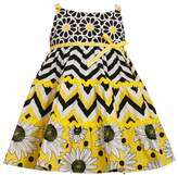 Bonnie Jean Little Girls Mixed Print Tiers,