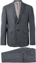 Thom Browne Classic Suit in Donegal Wool - men - Cupro/Wool - 2