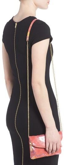 Hobo 'Daria' Leather Crossbody Bag - Brown