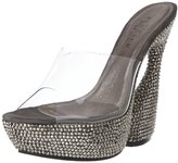 Pleaser USA Women's Swan-601DM/C Platform Sandal