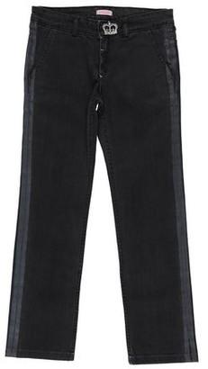 Roberto Cavalli JUNIOR Denim trousers