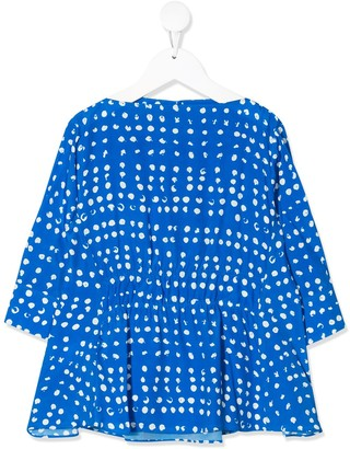 Marni Spotted Tunic Top