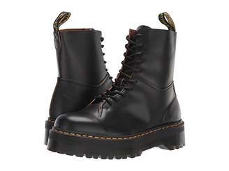 Dr. Martens Jadon Decon (Black Vintage Smooth) Shoes