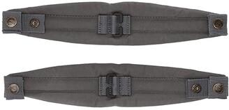 Fjallraven Kanken Shoulder Pads (Super Grey) Wallet