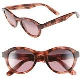 Maui Jim 'Leia' 49mm Retro Sunglasses