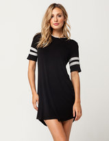 Others Follow Varsity T-Shirt Dress
