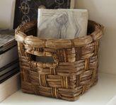 Pottery Barn Harper Small Basket