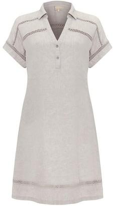 Phase Eight Arla Broidery Swing Dress