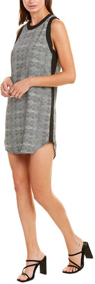 Krisa Printed Shift Dress