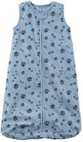 Carter's Baby Boy Paw Prints Fleece Sleeveless Sleep Bag
