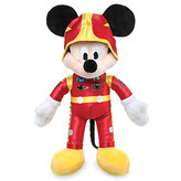 Disney Mickey Mouse Plush - Mickey and the Roadster Racers - Small - 9 1/2''