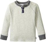 Splendid Henley Top (Toddler/Kid) - Grey Heather - 5/6