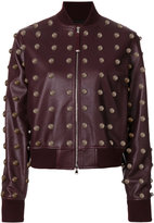 Diesel Black Gold studded jacket
