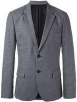 Ami Alexandre Mattiussi lined 2 button jacket - men - Cotton/Acetate/Wool - 48