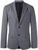 Ami Alexandre Mattiussi lined 2 button jacket - men - Cotton/Acetate/Wool - 48