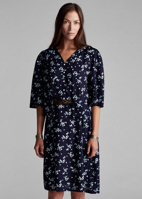 Ralph Lauren Print Twill Bolero & Dress