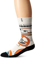 Stance Men's the Resistance Star Wars Classic Crew Sock