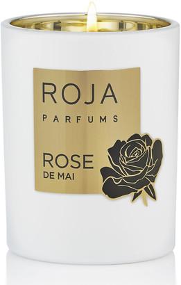 Roja Parfums Rose De Mai Candle, 7.8 oz./ 220 g