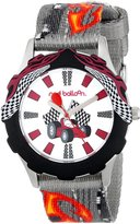 Red Balloon Kids' W000343 Red Balloon Speed Racing Tween Stainless Steel Printed Bezel Printed Strap Watch