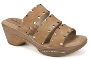 Rialto Vinny Comfort Clog Sandals Women's Shoes