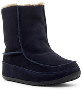 FitFlop Mukluk Moc Toe 2 Genuine Shearling Lined Boot