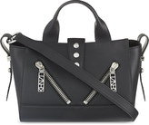 Kenzo Kalifornia small leather shoulder bag